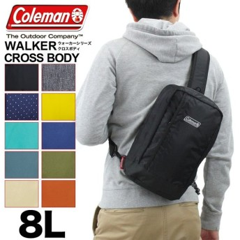 Coleman コールマン WALKER CROSS BODY 8L 200003