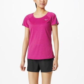 MIZUNO SHOP [ミズノ公式オンラインショップ] Tシャツ[レディース] 65 フェスティバルフューシャ 32MA9811