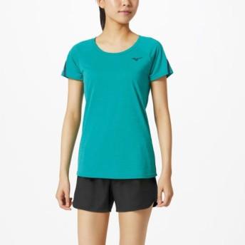 MIZUNO SHOP [ミズノ公式オンラインショップ] Tシャツ[レディース] 32 ブルーグラス 32MA9811