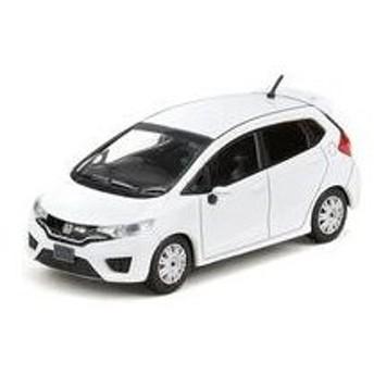 新品ミニカー 1/64 ホンダ フィット 3 RS デカールシート、スペアタイヤ付き(ホワイト) [IN64-GK5-WH3X1]