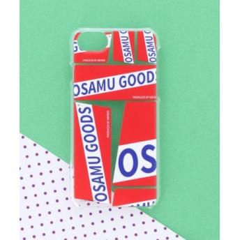 KBFBOX(ケービーエフボックス) 財布/小物 モバイルケース OSAMU GOODS×KBFBOXスマホケース