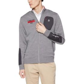 [マンシングウェア] セーター MGMMJL04 メンズ グレー 日本 L (日本サイズL相当)