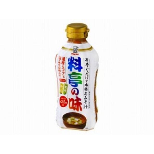 () マルコメ 液みそ 料亭の味 430g x10  4902713126748