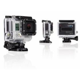 【国内正規品】 GoPro ウェアラブルカメラ HERO3 シルバーエディションCHDH(中古良品)