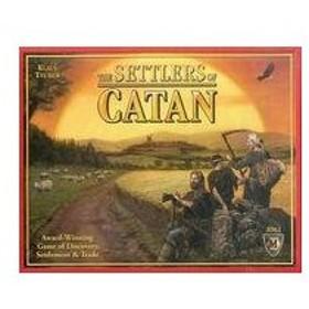 中古ボードゲーム [付属品欠品/日本語訳無し] カタンの開拓者たち Mayfair版 (Settlers of Catan)