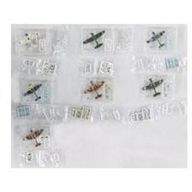中古食玩 プラモデル 全7種セット 1/144 「ウイングクラブコレクション」 関西国際空港開港10周年記念限定品