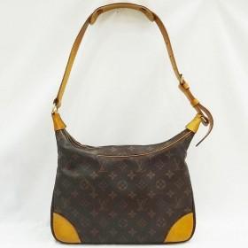 ルイヴィトン Louis Vuitton ブローニュ モノグラム M51265 ショルダーバッグ 【中古】【あすつく】