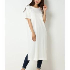 Tシャツワンピース 白 ロングtシャツワンピース 大きいサイズ  マキシ丈 マキシワンピース 大きいサイズ ロングワンピース 大きいサイズ