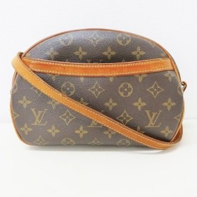 ルイヴィトン Louis Vuitton モノグラム ブロワ M51221 バッグ ショルダーバッグ レディース 【中古】【あすつく】