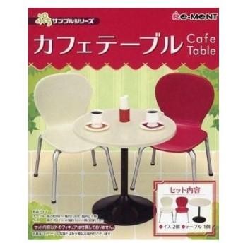 中古トレーディングフィギュア【パック販売】ぷちサンプルシリーズ カフェテーブル