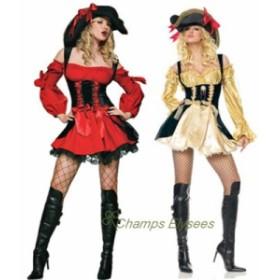 コスプレ COSPLAY ハロウイン キャラクター 舞台衣装 女性用 パイレーツ 演出仮装 パフォーマンス グッズ コスチューム 衣装