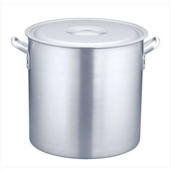 寸胴鍋 アルミニウム(アルマイト加工) (目盛付)TKG 18cm (AZV6318)