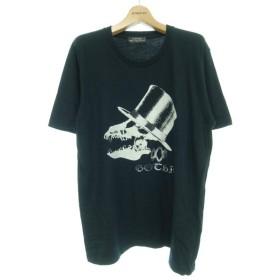 ヨウジヤマモト YOHJI YAMAMOTO Tシャツ