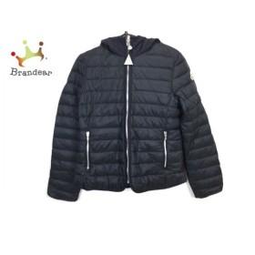 モンクレール ダウンジャケット サイズ14 XL レディース 美品 TAKAROA ダークネイビー 冬物  値下げ 20191011