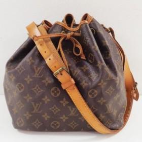 ルイヴィトン Louis Vuitton モノグラム プチノエ M42226 バッグ ショルダーバッグ レディース 【中古】【あすつく】