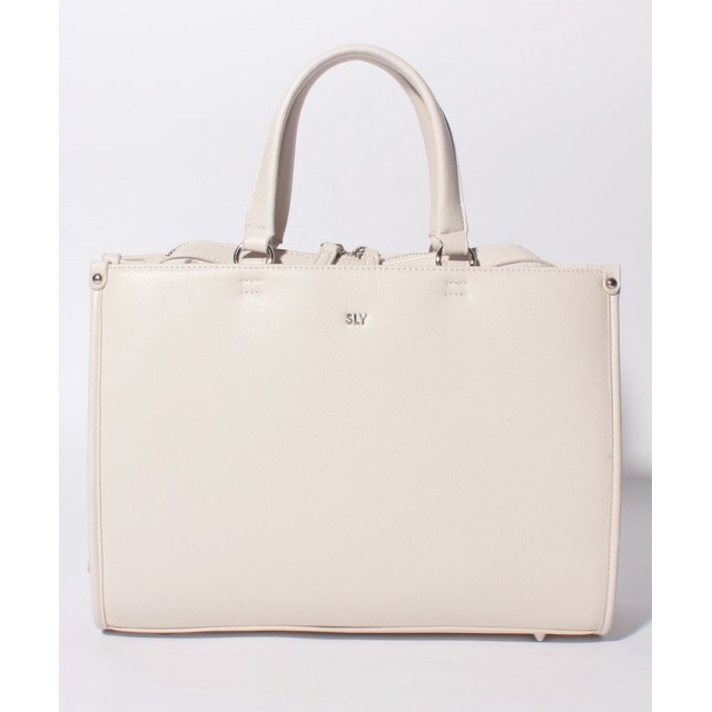 SLY スライ NEO SHRINK TOTE SHOULDER
