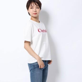 レトロガール RETRO GIRL CherishロゴTee (ホワイト)