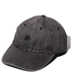 【50%OFF】 ベーセーストック SUPER THANKS IH EMBRO CAP メンズ ブラック フリー 【B.C STOCK】 【タイムセール開催中】