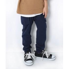 デビロック キッズ 子供服 カーゴパンツ 男の子 ユニセックス ネイビー 160 【devirock】