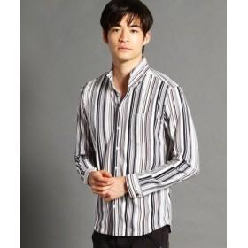 (NICOLE CLUB FOR MEN/ニコルクラブフォーメン)イタリアンカラー長袖カットシャツ/メンズ 95その他6 送料無料