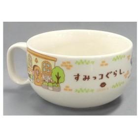中古マグカップ・湯のみ(キャラクター) 集合(ホワイト) スープマグカップ 「すみっコぐらし すみっコくじ Part7