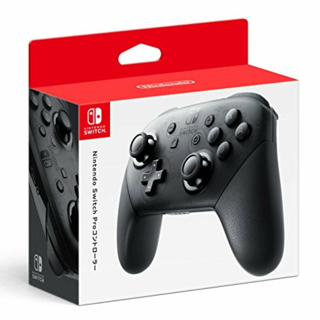 任天堂原廠 【台灣公司貨】 Nintendo Switch Pro 控制器 HAC-013 全新品【台中星光電玩】