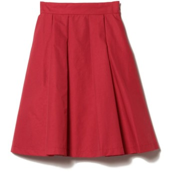 【70%OFF】 ビームス アウトレット Ray BEAMS / グログランタックフ レアースカート レディース RED 0 【BEAMS OUTLET】 【セール開催中】