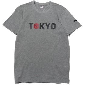 アトモス プーマ REシティー ティーシャツ メンズ グレー L 【atmos】