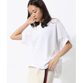 【30%OFF】 ナージー ポリコエレガントTシャツ レディース ホワイト(10) F 【NERGY】 【セール開催中】