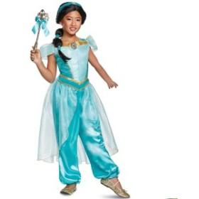 送料無料 アラジン ジャスミン キッズ 子供用 衣装 コスプレ ハロウィン ディズニー Disney Alladin