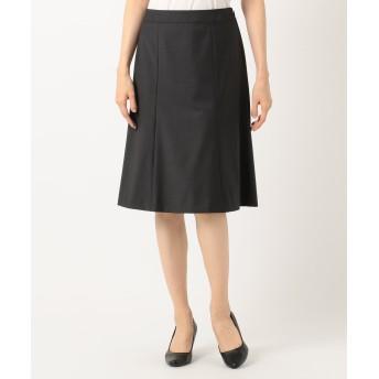 【オンワード】 J.PRESS LADIES S(ジェイ・プレス レディス 小さいサイズ) 【スーツ対応】BAHARIYE スカート グレー P5 レディース 【送料無料】