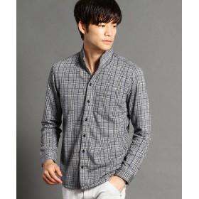 ニコルクラブフォーメン イタリアンカラー長袖カットシャツ メンズ 92その他3 48(L) 【NICOLE CLUB FOR MEN】