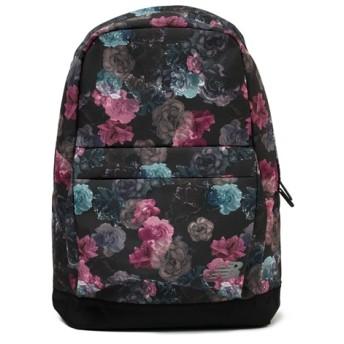 (NB公式)【ログイン購入で最大8%ポイント還元】 ユニセックス ラージバックパック (グレー) バッグ 鞄 リュックサック/デイパック ニューバランス newbalance