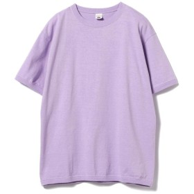 【40%OFF】 ビームス アウトレット FRUIT OF THE LOOM × BEAMS / 別注 Crew Neck T shirt メンズ PURPLE S 【BEAMS OUTLET】 【セール開催中】