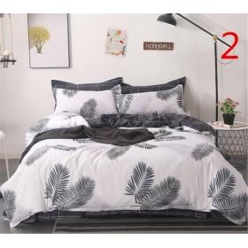 Newタイプついに入荷! 韓国ファッション CHIC気質 おしゃれな トレンド 新品 大人気 INSスタイル 枕カバー 4点セット ふとんのシーツ シーツ シングルベッド 寝具