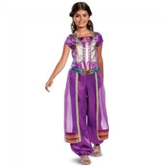送料無料 アラジン ジャスミン 仮装 子供用 衣装 コスプレ ハロウィン ディズニー Disney Alladin