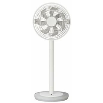 カモメファン 扇風機 リビングファン 28cm 首振り リモコン付き ホワイト FKLT-281D WH(増税前 お早めに)