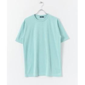 【50%OFF】 アーバンリサーチ アウトレット パイルTシャツ メンズ ミント 38 【URBAN RESEARCH OUTLET】 【セール開催中】
