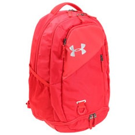 【Super Sports XEBIO & mall店:バッグ】ハッスル 4.0 バックパック #1342651 RED/RED/SIL ACC
