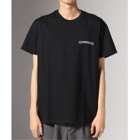 【50%OFF】 ジャーナルスタンダード LONELY 論理 ×UNFOLLOW: NEW LOGO SS Tシャツ メンズ ブラック M 【JOURNAL STANDARD】 【セール開催中】