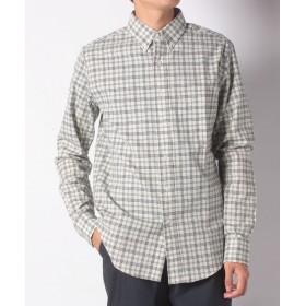 【77%OFF】 シップス アウトレット Adsum: Buttondown Shirt メンズ ネイビー S 【SHIPS OUTLET】 【セール開催中】