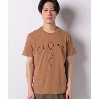 【48%OFF】 ベネトン(ユナイテッド カラーズ オブ ベネトン) FABRICAデザイン半袖Tシャツ・カットソー2 メンズ ブラウン M (国内M相当) 【BENETTON (UNITED COLORS OF BENETTON)】 【セール開催中】