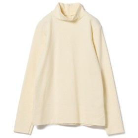 【50%OFF】 ビームス アウトレット Demi Luxe BEAMS / スリットロングスリーブ ハイネックカットソー レディース ECRU ONESIZE 【BEAMS OUTLET】 【セール開催中】