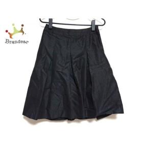 ボディドレッシングデラックス BODY DRESSING Deluxe スカート サイズ36 S レディース 黒 ラメ 新着 20190804