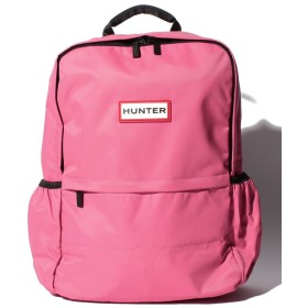 【40%OFF】 ハンター ORIGINAL NYLON BACKPACK レディース ピンク系 ONE 【HUNTER】 【セール開催中】