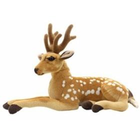 TAGLN ぬいぐるみおもちゃの動物鹿 (60 CM)