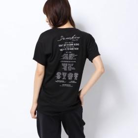 ダンスキン DANSKIN レディース フィットネス 半袖Tシャツ LONG LENGTH TEE DC79305