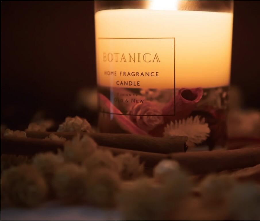 【BOTANICA】CANDLE 香氛蠟燭