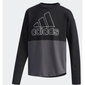 【公式】アディダス adidas 長袖Tシャツ キッズ DU9751 ウェア トップス