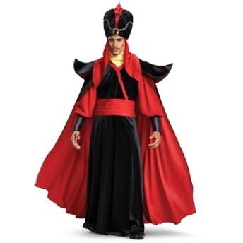 送料無料 アラジン ジャファー 仮装 大人用 衣装 コスプレ ハロウィン ディズニー Disney Alladin